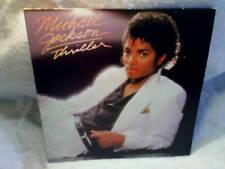 1982 MICHAEL JACKSON Thriller epic records QE 38112  LP