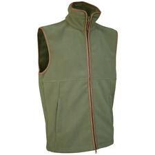Jack Pyke compatriota Mens lana Gilet chaleco chaleco oliva ligera chaqueta de s