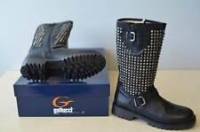 Gallucci Stiefel 5294 Gomma Vacchetta Nera