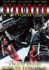 STARCRASH Rare oop dvd..