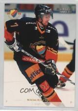 2003-04 Card Cabinet SHL Elitset #14 Niklas Kronwall Rookie Hockey