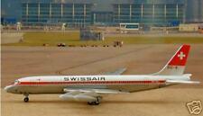 Swissair DC-8-40 (OC) (HB-IDB), FEHLDRUCK, 1:400