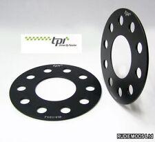 TPi Wheel Spacers BMW 5 series E34 3mm per side 5x120 72.6