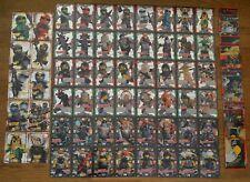 Lego® Ninjago™ Serie 3 Ultra schwarze Folie limitierte Auflage Karten aussuchen
