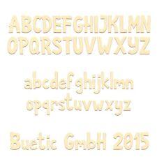 Wunschtext/Schriftzug in Holz - Holz-Buchstaben Anatawa 5-20 - 4 Größen