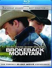 Brokeback Mountain/Heath Ledger/Jake Gyllenhaal/Anne Hathaway/Anna Faris/new Blu