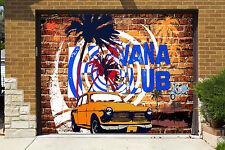 3D Auto Graffiti 8 Garage Porta Stampe Parete Decorazione Murale AJ WALLPAPER IT