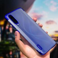 Case und Panzerfolie für Xiaomi Mi A3 Schutzhülle Bumper Etui Hülle Schale Cover
