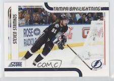 2011-12 Score Glossy #413 Steven Stamkos Tampa Bay Lightning Hockey Card