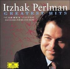 "Itzhak Perlman - Greatest Hits ~ ""Carmen"" Fantasy - Havanaise - Poeme - and more"
