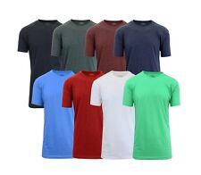 Men's Crew Neck T-shirt - 8 Pack