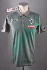Borussia Mönchengladbach Polo Shirt S-XXXL Kappa Trikot Training BMG grau BMG