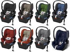 Cybex Cloud Q Plus Infant Baby Car Seat w/ Reclining Backrest & Base w/ Load Leg
