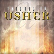 Audio CD Tribute to Usher - Tribute to Usher - Free Shipping