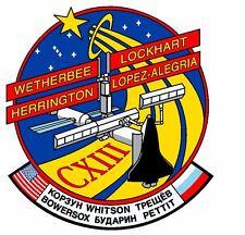 STS-96 Nasa Discovery Sticker M536 Space Program