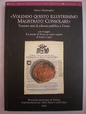 HAUSBERGHER: TRECENTO ANNI DI EDITORIA PUBBLICA A TRENTO - BIBLIOGRAFIA