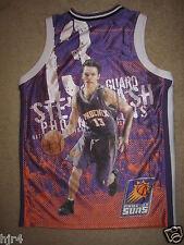 Steve Nash #13 Phoenix Suns Majestic Jersey Youth L 14-16 large