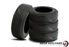 4 X Falken Wild Peak H/T 255/60R19 109H BLK All Season Performance Tires