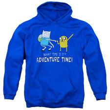 Adventure Time - Fist Bump Cartoon Network Adult Hoodie