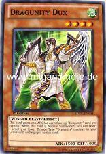 Yu-Gi-Oh 2x Dragunity Dux - - - SDDL