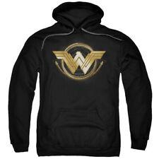 Wonder Woman Movie Lasso Logo DC Comics Hoodie