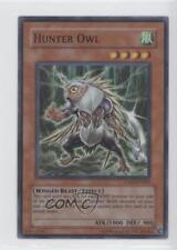 2007 Yu-Gi-Oh! GX: Spirit Caller Nintendo DS Promos #GX03-EN002 Hunter Owl Card