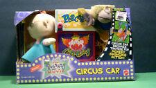 Rugrats Movie Lil DeVille Circus Car Play Set Mattel #20175 1998 Viacom NIP