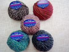 """Gomitolo lana moda da 50 grammi  BBB filati art. """"CHELSEA"""""""