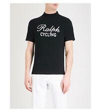 $895 Ralph Lauren Purple Label Limited Wool Tour De Ralph Cycling Shirt Sweater