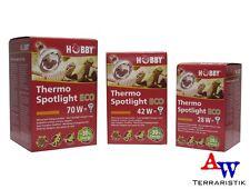 Hobby Thermo Spotlight ECO 28W, 42W u. 70W - Wärmespotlampe Halogenstrahler