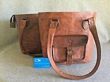 Handmade Goat Leather tote Shop Bag N-TOTE/P Handbag YKK zip Billy Goat Designs