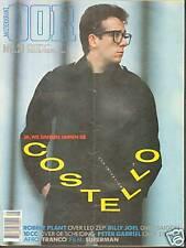 MAGAZINE OOR 1983 nr. 21 - ELVIS COSTELLO/ROBERT PLANT/SUPERMAN