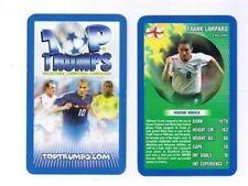 Top Trumps Tarjeta de fútbol de estrellas mundiales (Lote 02): diversas