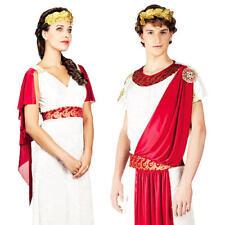 Roman Toga Adults Fancy Dress Anicent Grecian Book Day Week Ladies Mens Costume