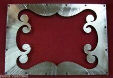 CORNICE DESIGN per Specchio Foto FERRO BATTUTO Realizzazioni Personalizzate 830