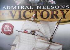 Modellbau Admiral Nelsons HMS Victory Hefte / Bauteile Nr. 3 bis 75 nach Wahl #