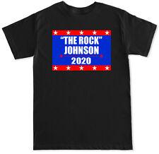 THE ROCK 2020 DWAYNE JOHNSON PRESIDENT COMEDY WORKOUT GYM FUNNY HUMOR T SHIRT