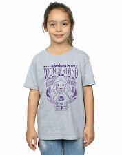 Disney Girls Alice In Wonderland Adventures T-Shirt