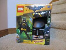 Costume Batman Lego Movie New In Unopened Box Bruce Wayne  Mask gloves cape 7-8