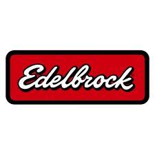 Sticker EDELBROCK