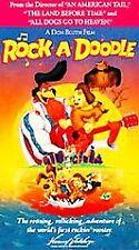 ROCK-A-DOODLE 1992  VHS   [123D]
