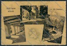 Sondrio Masino cartolina C4516 SZA