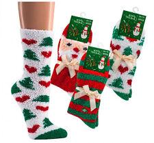 Kuschelsöckchen *Weihnachten* 3er-Bündel für Kinder, Teenager und Damen CH-2181