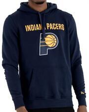 New Era Indiana Pacers LOGO DEL EQUIPO PO: Suéter Con Capucha NBA Sudadera
