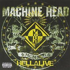 Machine Head - Hellalive - Machine Head CD PHVG The Cheap Fast Free Post The