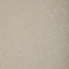 Glitterate GLITTER taupe in Vinile PVC Pulibile con Panno Tovaglia Sparkle
