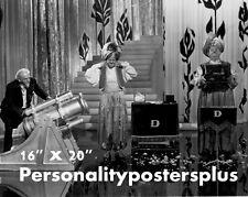 "Dante~Laurel & Hardy~Cannon~Magic Poster~Magician~#1~ 16"" x  20"" Photo"