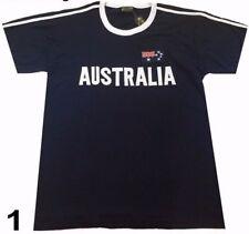 Men Adult Australia Sydney Bondi Souvenir T-shirt Short Sleeve Top Tee