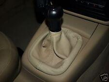 FITS VW PASSAT B5 BEIGE TAN GEAR GAITER SHIFT BOOT NEW 01-05