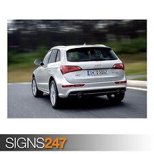 AUDI Q5 3.0 TDi Quattro S (AC772) cartel de auto-arte cartel impresión A0 A1 A2 A3